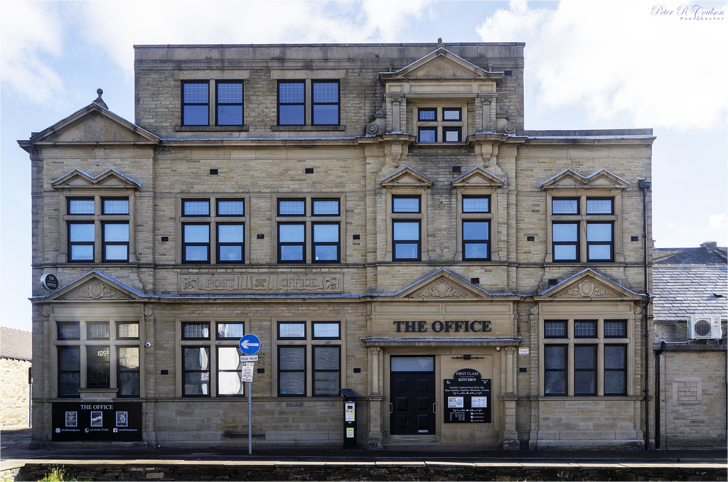 Old Post Office by pcoulson