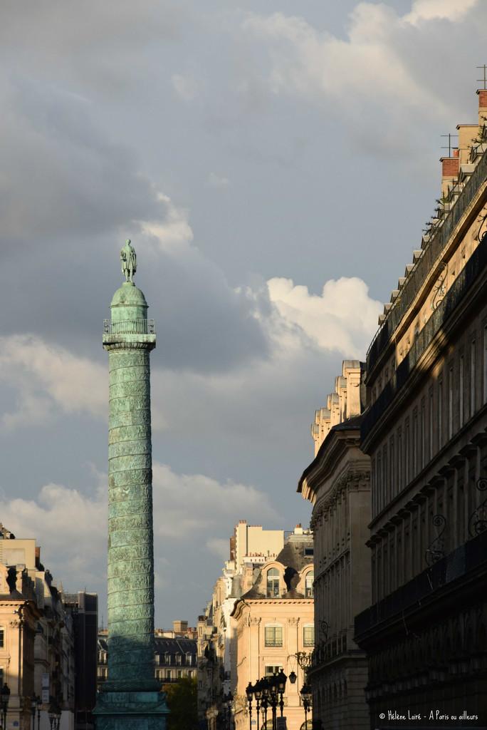 colonne Vendome by parisouailleurs