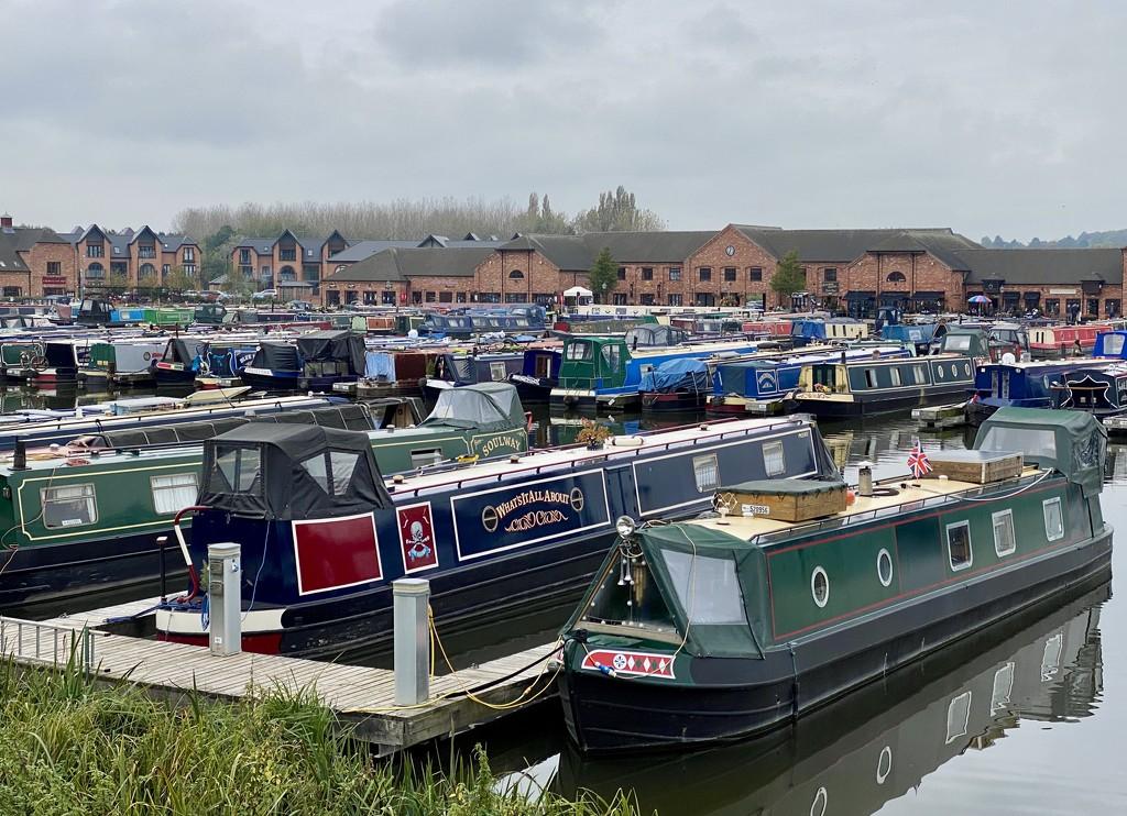 Barton Turns Marina by tinley23
