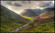 8th Oct 2020 - Wasdale from Styhead