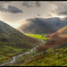 Wasdale from Styhead