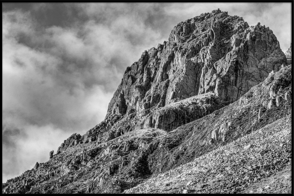 Great Gable by ellida