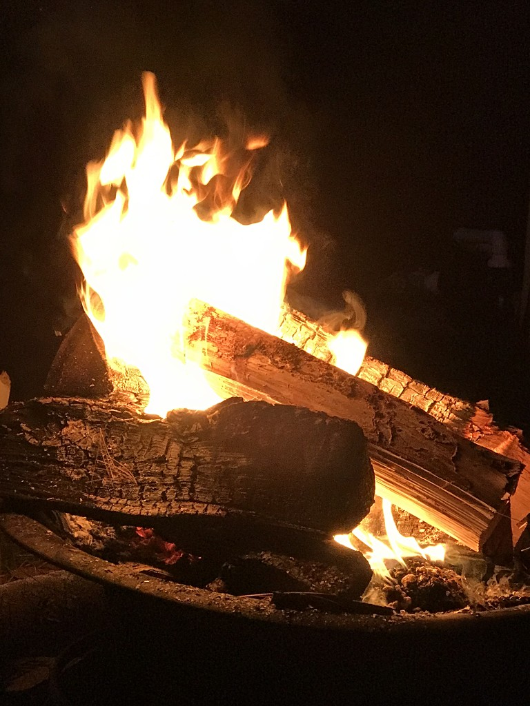 The fire pit  by mjmaven
