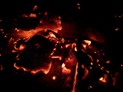 10th Oct 2020 - Embers