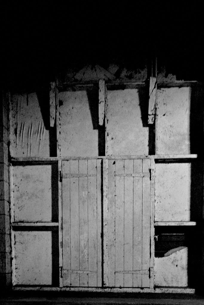 The door in the window by allsop
