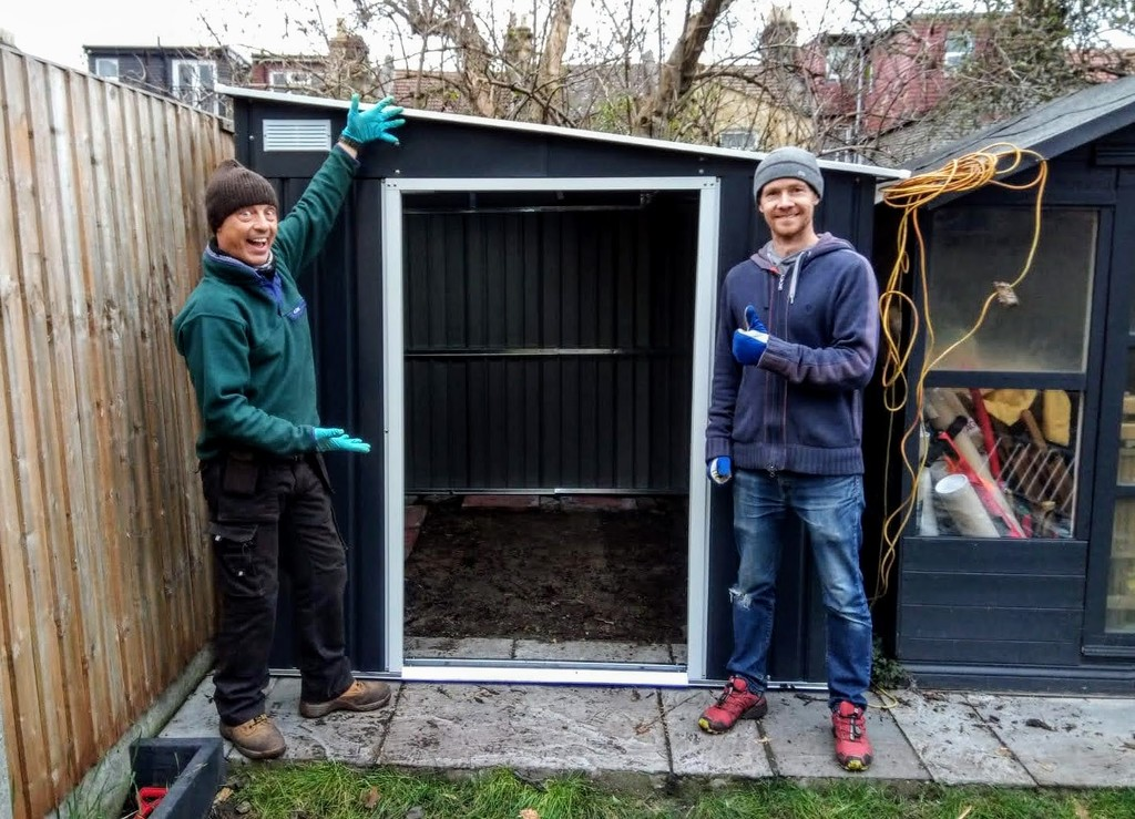 New shed by boxplayer