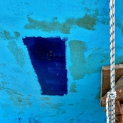 20th Oct 2020 - Composition in blue