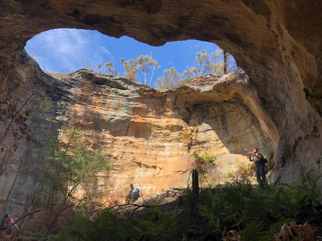 Below Dargan Arch by julianneovie