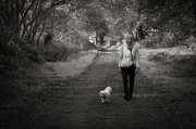 20th Oct 2020 - Just Walking the Dog...