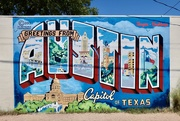 20th Oct 2020 - Austin has mural tours