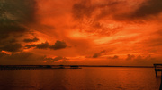 20th Oct 2020 - Another Crazy Sunset!