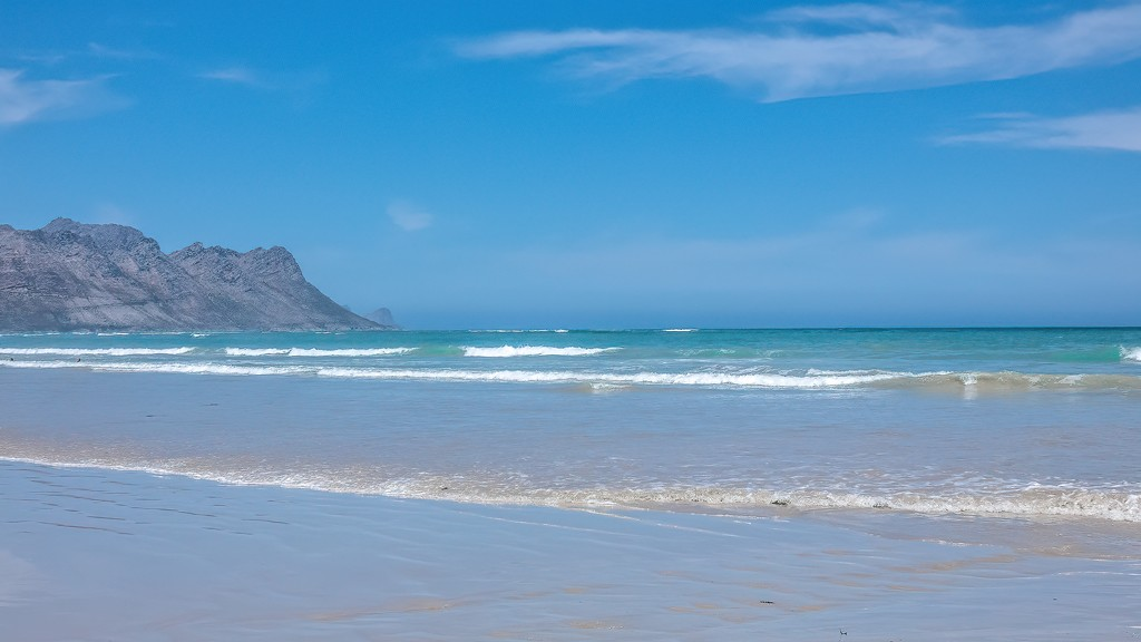 The other end of False Bay by ludwigsdiana