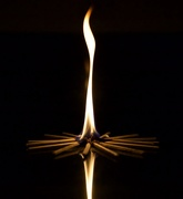 20th Oct 2020 - Flame
