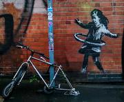 21st Oct 2020 - Banksy.