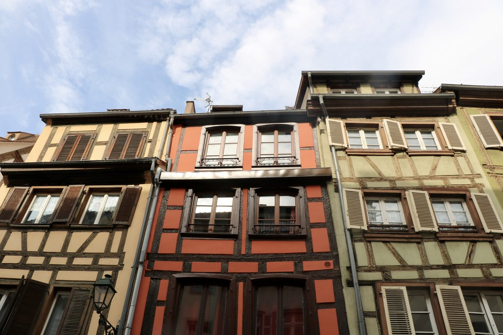 Strasbourg, city centre by momamo
