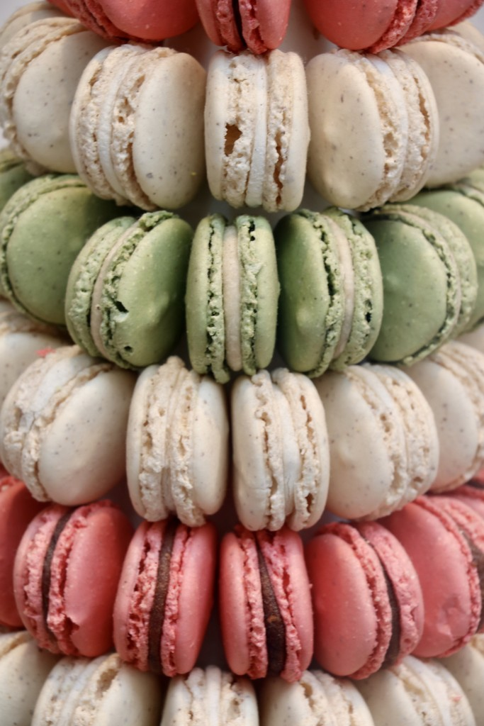 Macarons by momamo
