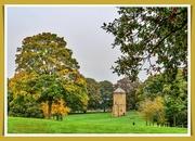 21st Oct 2020 - The Pigeon Tower,Abington Park