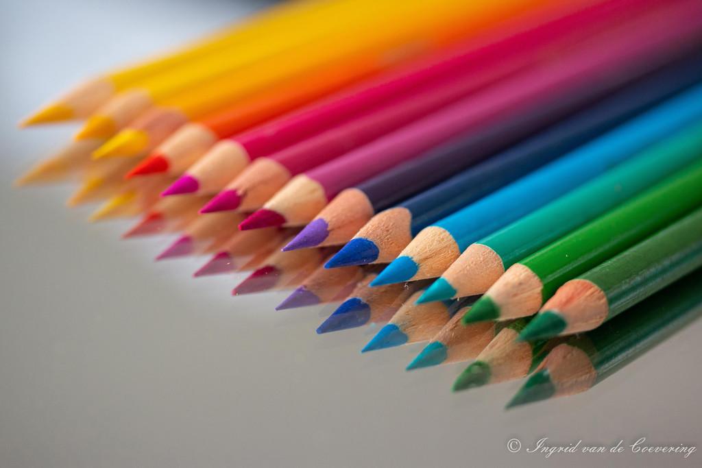 Pencils #1 by ingrid01