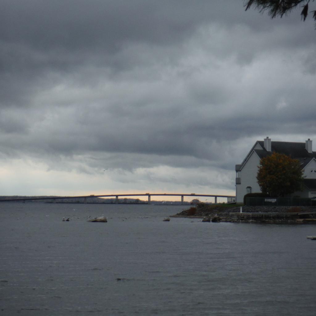 Grey Day on the Bay by spanishliz