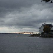 21st Oct 2020 - Grey Day on the Bay