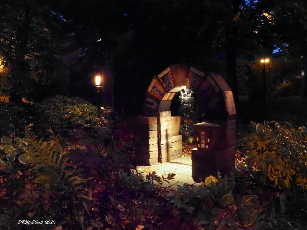 In the Dark by selkie