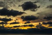 21st Oct 2020 - A Few Dark Clouds