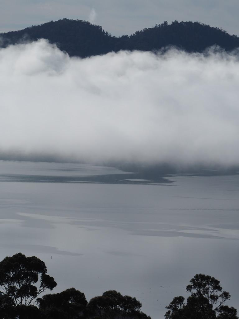 Floating River Fog by katford