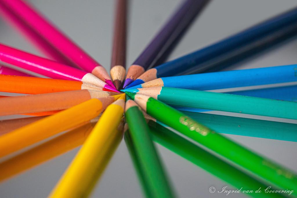 Pencils #2 by ingrid01