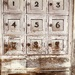 Old post boxes