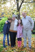 22nd Oct 2020 - With Granny and Grampy