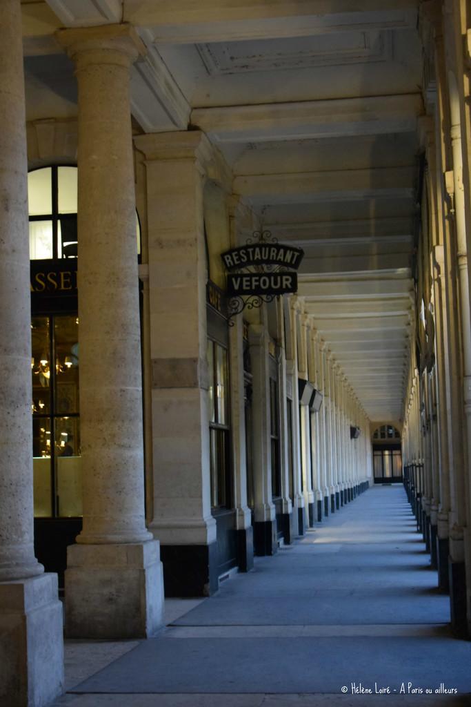 Le Grand Vefour by parisouailleurs