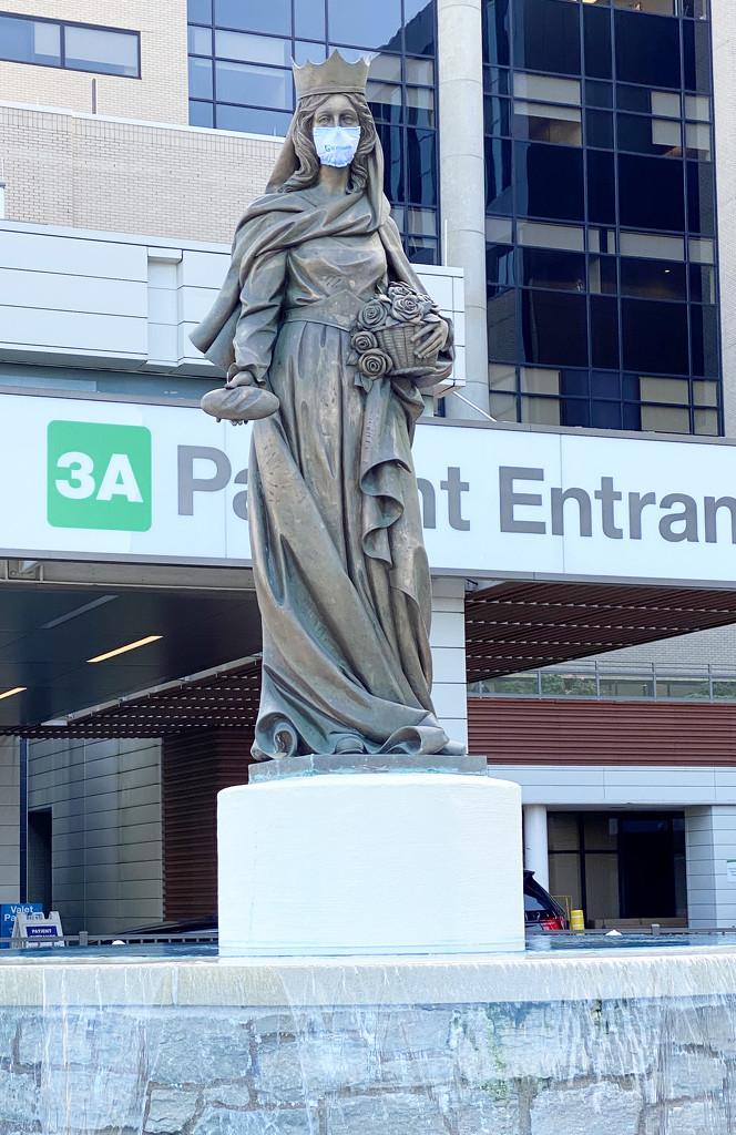 St. Elizabeth by cdonohoue