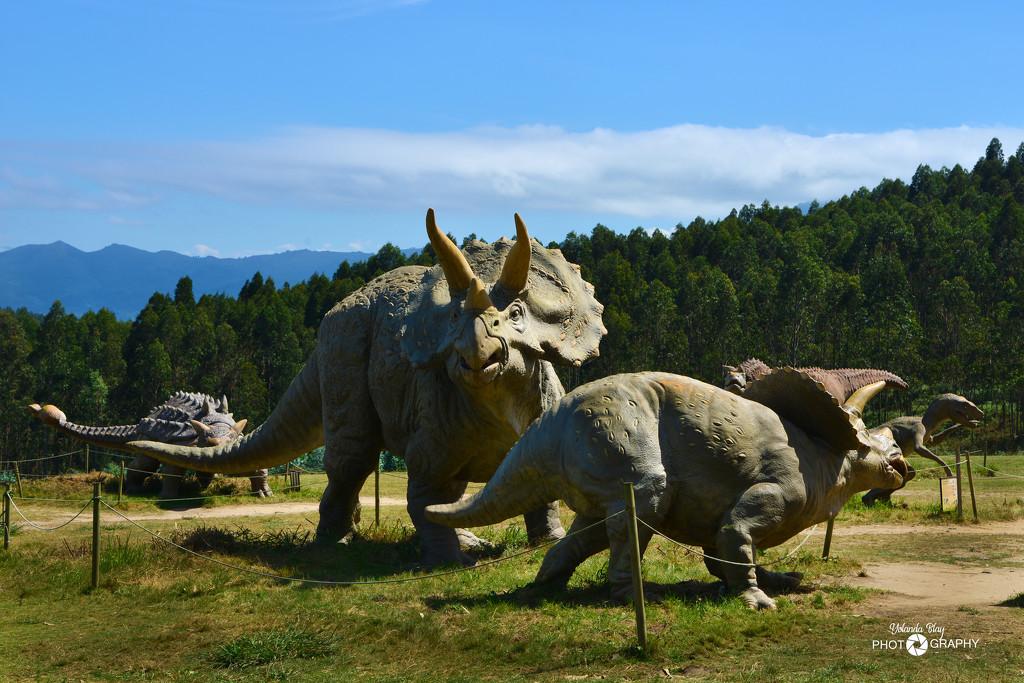 Jurassic Museum, Asturias by yolanda