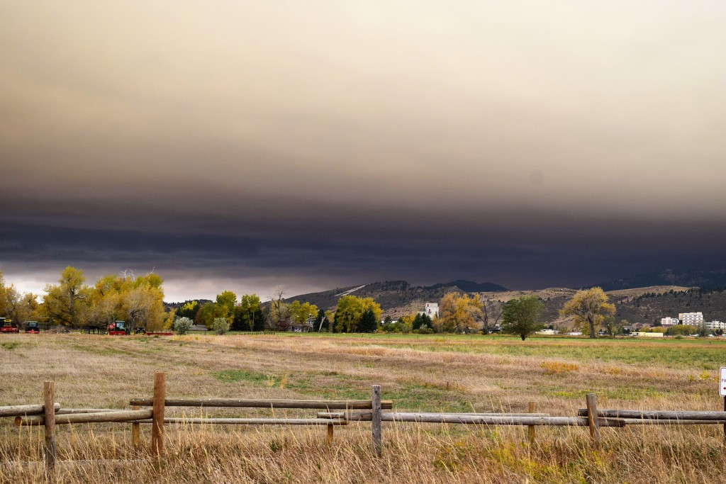 Smoke cloud by sandlily