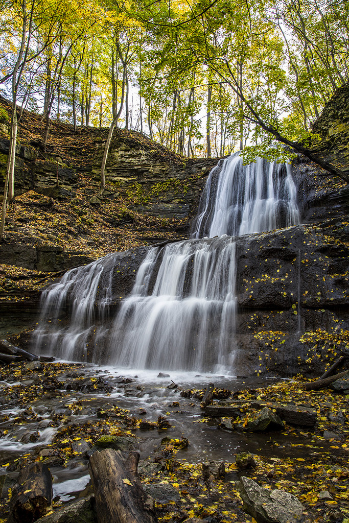 Sherman Waterfalls by pdulis