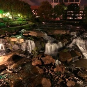 22nd Oct 2020 - Downtown  Greenville, South Carolina