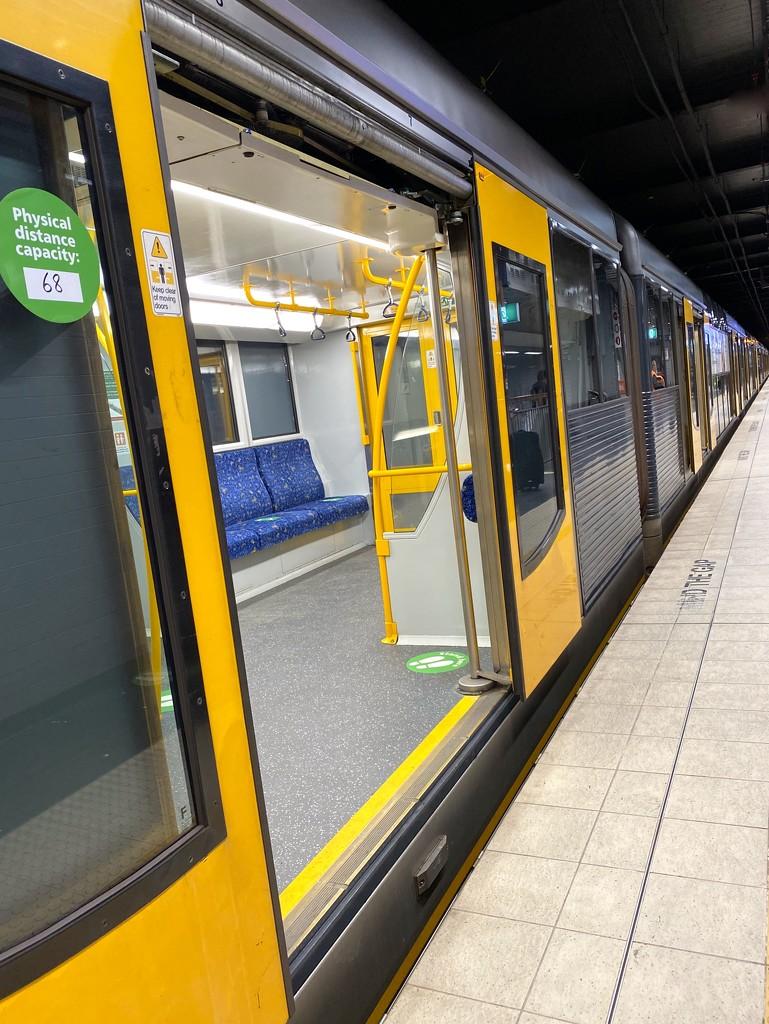 Train by kjarn