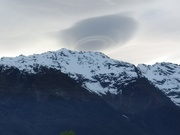 23rd Oct 2020 - Funny cloud above Glenorchy