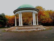 23rd Oct 2020 - Bandstand in Autumn