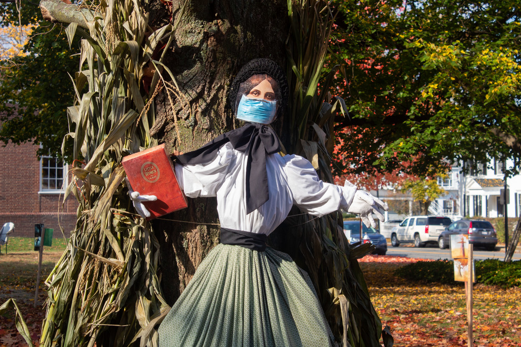 Louisa May Alcott by tdaug80