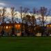 Sunset on Parkside
