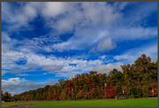 23rd Oct 2020 - Autumnal Sky