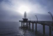 23rd Oct 2020 - Foggy Morning on Brant St. Pier