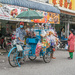 Tri Cart Roti Seller