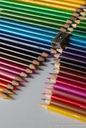 24th Oct 2020 - Pencils #4 - zipper