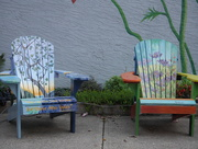 11th Oct 2020 - Two More Art Walk Chairs