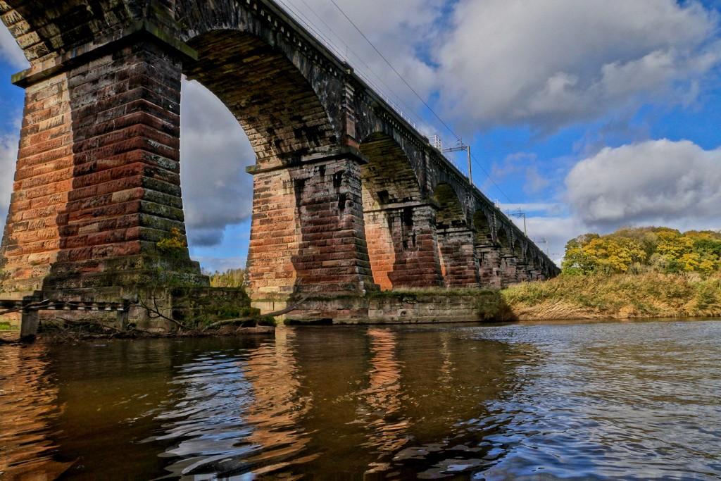 BELOW THE BRIDGE by markp