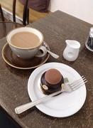 21st Oct 2020 - Evelina's chocolate mousse