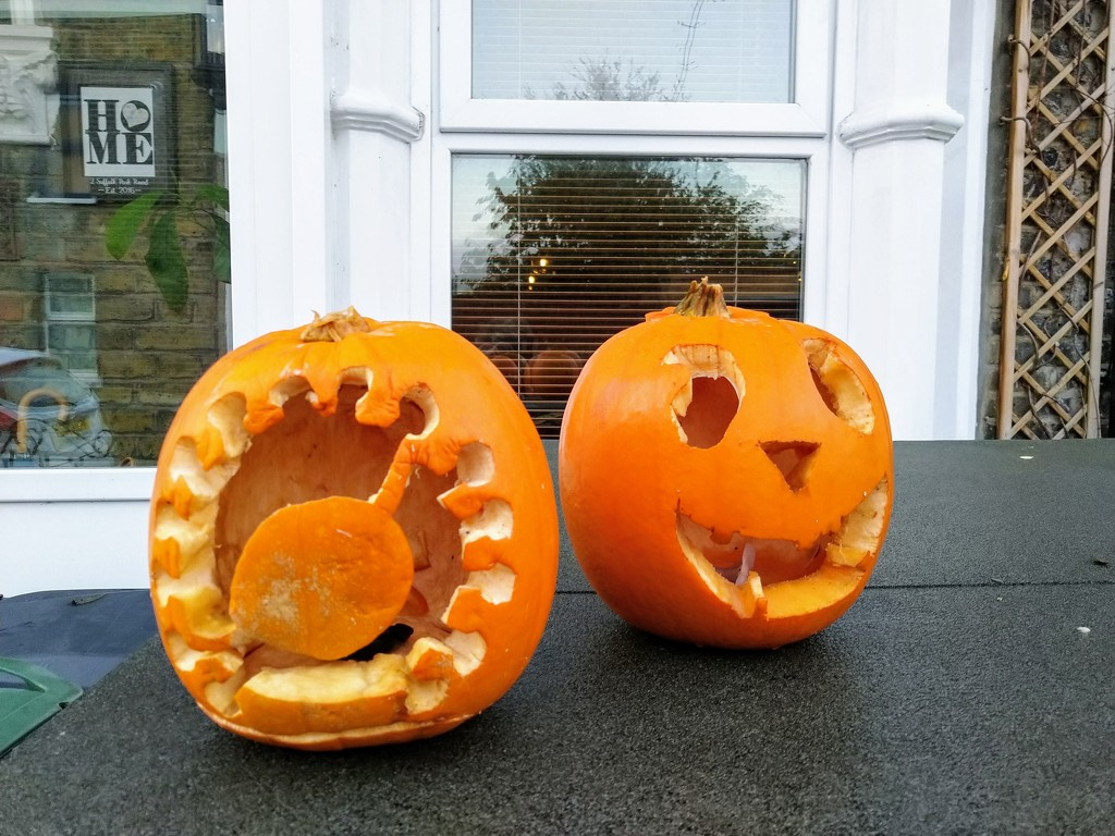Early pumpkins by boxplayer