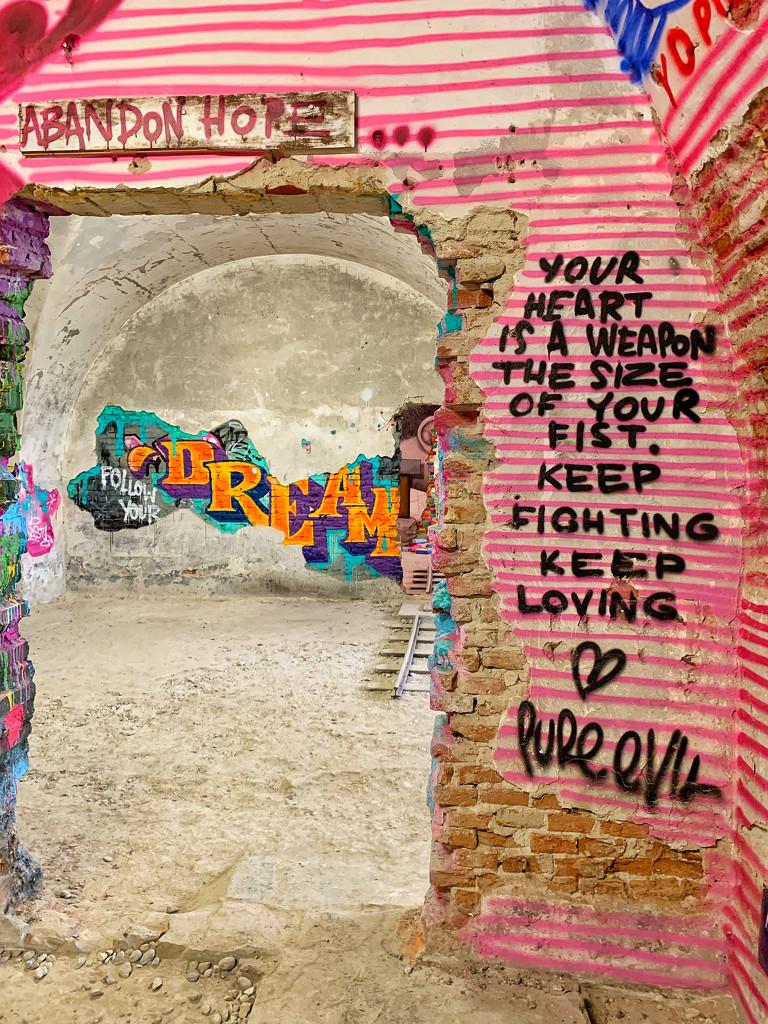Message of love.  by cocobella